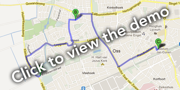 Adding travel modes and waypoints to Google Maps directions ...